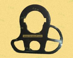 Sling attachment plate for M4 only